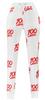 100 Emoji Limited Edition Joggers Sweatpants - White
