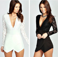 "The ""I Want That"" Skort Playsuit"