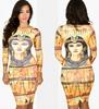 Bodycon Queen Party Midi Dress
