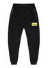 BrytCouture Yellow Stripe Casual Men's Hip Hop Pants