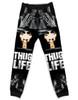 Tupac Thug Life Unisex Jogger Sweatpants