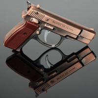 Stylish Pistol Gun Shape Cigarette Lighter