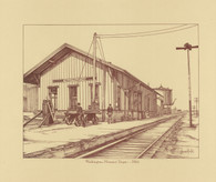 Washington Railroad Depot