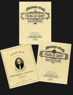 Three Franklin County Atlases