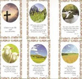 Saint Odilia Prayer Cards - Patroness of Eyes/prayer for Eye Disease