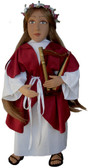 Soft Saint Doll -- Saint Cecelia