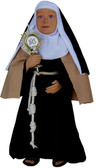 Soft Saint Doll -Saint Clare of Assisi