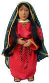 Soft Saint Doll--Our Lady of Guadalupe