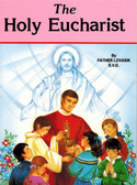The Holy Eucharist Paperback Children's Book