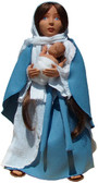 Soft Saint Doll--Mary with Baby Jesus