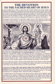 The Devotion to the Sacred Heart of Jesus Booklet