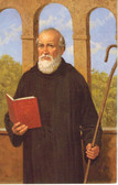 Image of St. Benedict--no prayer included