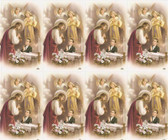 Custom Print First Communion Jesus, Angels, and Boy Holy Cards (Custom set of 8)