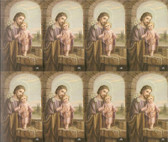 Custom Print St Joseph Custom Prayer Card