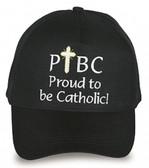 Proud to be Catholic Cap