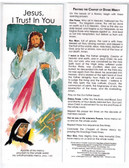 Divine Mercy Bookmark