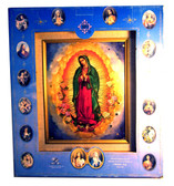 Studios of CROMO N.B. Our Lady of Guadalupe Framed Print