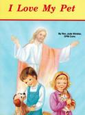 I Love My Pet Children's Book