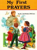 My First Prayers Children's Book