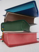 Roman Franciscan Breviary Package, all 4 volumes Liturgy of the Hours plus Franciscan Supplements and vinyl covers with clear prayer pocket