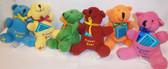 Colorful Prayer Bear