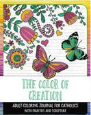 The Color Of Creation Coloring Book For Adults