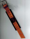 Men's Prolife, Hand Crafted Leather Bracelet