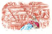 The Nativity by Tvrtko Klobucar