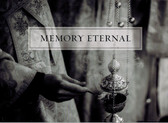 Memory Eternal Greeting card