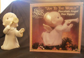 Angel Tree Topper Porcelain