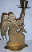 Angel Metal Candle Holder