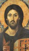 Christ Icon Magnet