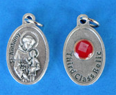 St. Anthony Third Class Relic Medal