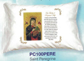 Our Lady Of Perpetual Help Prayer Pillowcase