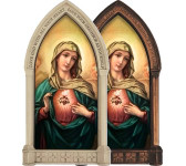 Immaculate Heart of Mary Home Doorpost Blessing