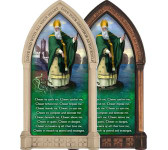 St. Patrick Home Doorpost Blessing
