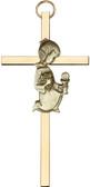 Bliss Communion Boy or Girl Cross
