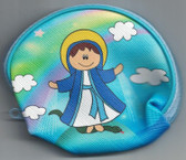 Children Our Lady Of Grace Rosary & Pouch