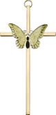 Bliss Yellow Resurrection Cross
