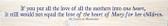 """""""All the Love"""" St. Louis de Montfort Quote Plaque"""