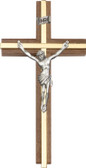 Bliss Walnut Traditional Cross