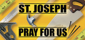 St. Joseph Pray for Us Mug