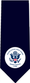 Coast Guard Standard Tie