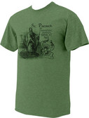 St. Patrick Green Heather T-Shirt