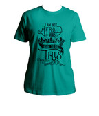 Born To Do This March For Life Jade T-Shirt