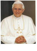 Pope John Paul XVI Self Print