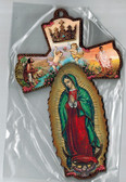 Our Lady Of Guadalupe Wall Cross