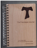 The Franciscan Wooden Journal