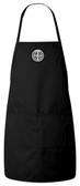Benedictine Medal Apron (Black)