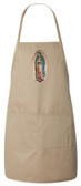 Our Lady of Guadalupe Apron (Natural)
